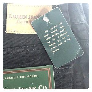 Ralph Lauren Black Classic Fit  Utility Pants 14